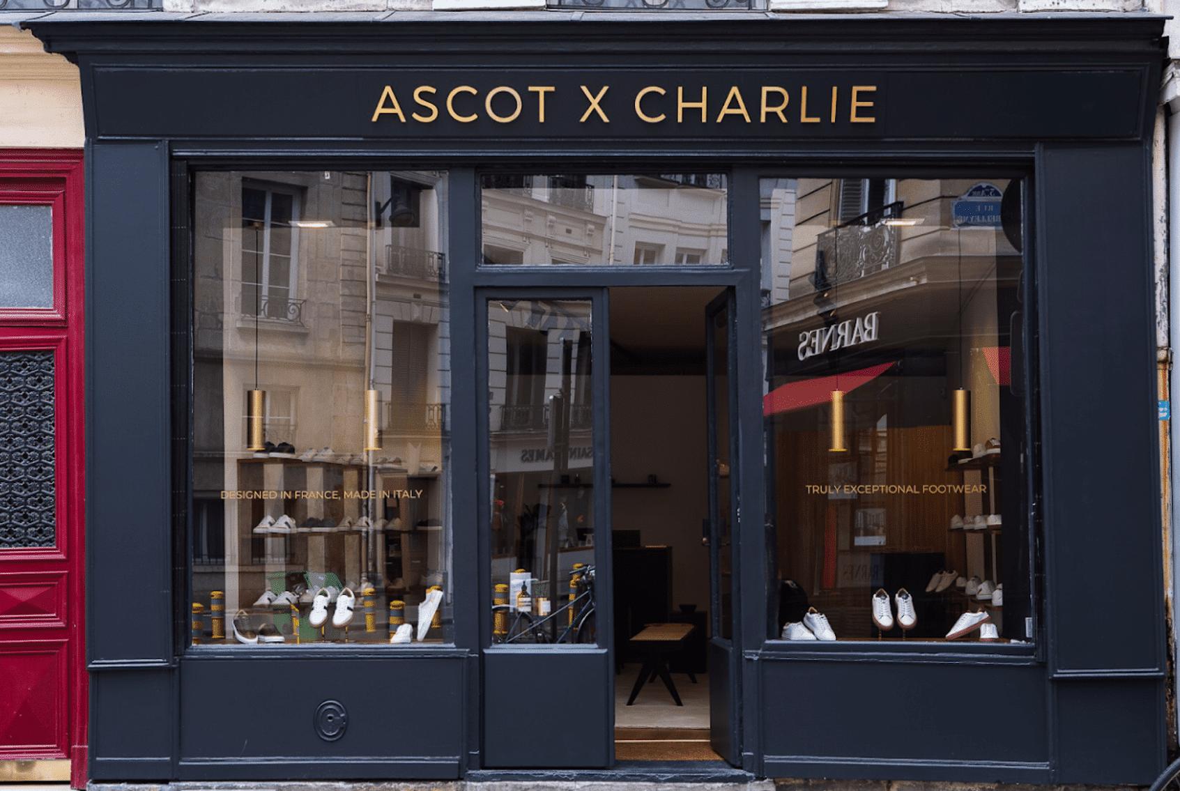 Ascot & Charlie